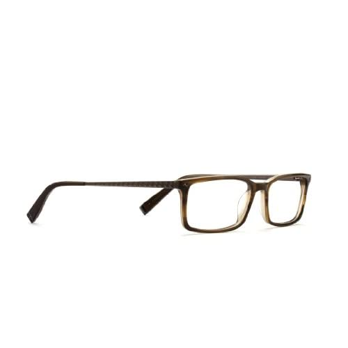 0d36f29f67 El servicio durable John Varvatos verde 336 Rectángulo gafas de sol ...