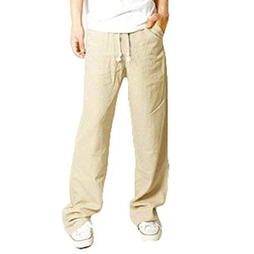 Larghi Jogging Da Lunghi Il Allenamento Coulisse Completo Pantaloni Tempo Sportivi Khaki Con E Libero Per UwY5qXxB
