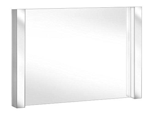 Keuco Lichtspiegel Elegance 11698, Beleuchtung rot/weiß, 950 x 635 mm, 11698012501