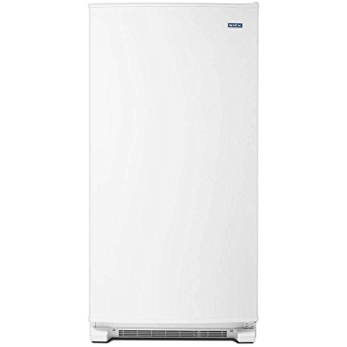 MAYTAG MZF34X18FW Maytag(R) 18 cu. ft. Frost Free Upright Freezer with LED Lighting - White