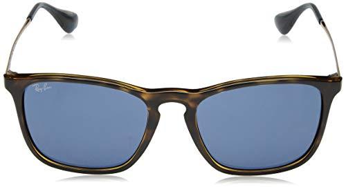 7ad644266aee Ray-Ban RB4187-639080 Sunglasses Tortoise Bronze-Copper w/Blue Classic Lens