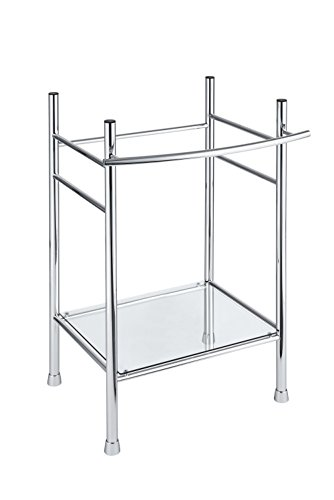 American Standard 8719000.002 Edgemere Console Table Legs, Chrome ()