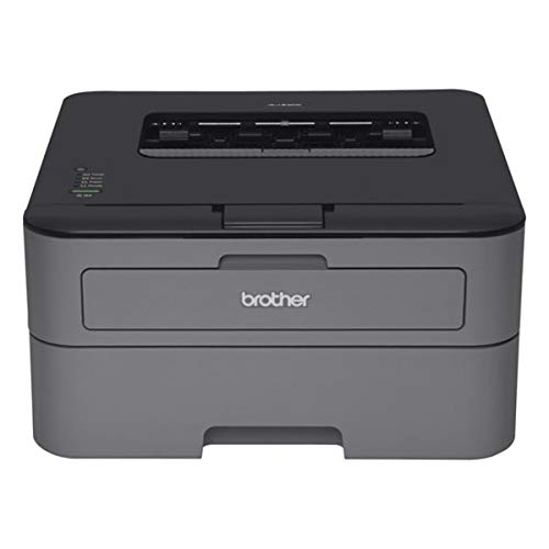 Brother HL L2321D Single Function Monochrome Laser Printer with Auto Duplex Printing