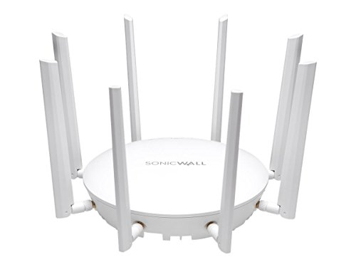 (SonicWall | 02-SSC-2651 | SONICWAVE 432E Wireless Access Point 8-Pack with Advanced Secure Cloud WiFi Management and Support 5YR (NO POE) )