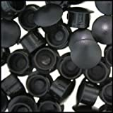 1/2'' Black Hole Plugs(QTY 5,000)