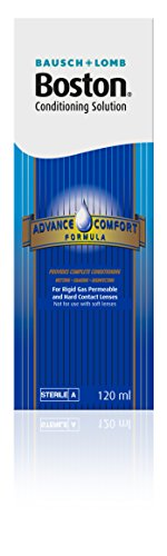 Bausch & Lomb Boston Advance Comfort Formula Conditioning Solution for...