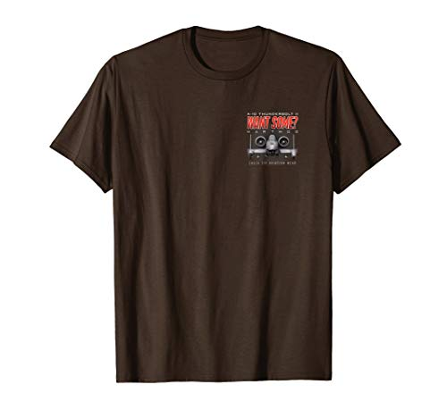 A-10 Thunderbolt Warthog Kills Tanks Dead T-Shirt 2, used for sale  Delivered anywhere in USA