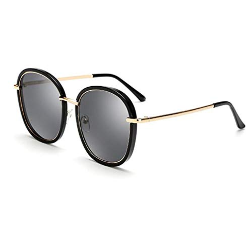 sol de gafas retro Gafas la calle moda de de ronda beat sol NIFG pP5wUw