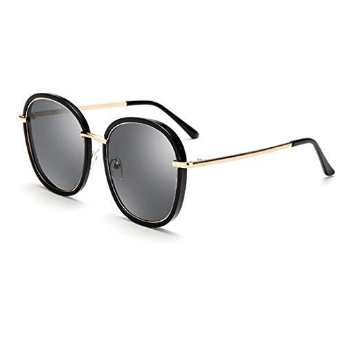 calle retro NIFG gafas sol Gafas de de sol moda de la beat ronda q7BAa0xw7