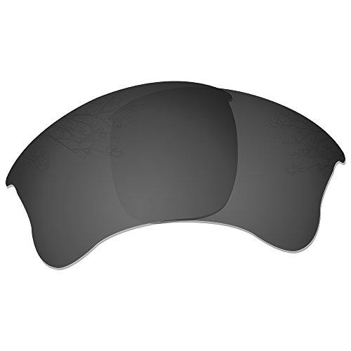 Dynamix Polarized Replacement Lenses for Oakley Flak Jacket XLJ - Multiple ()