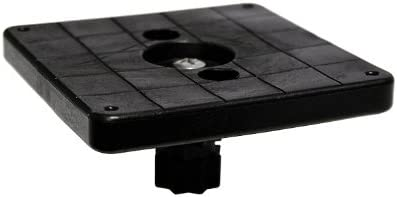 Railblaza 02402111回転プラットフォーム - ブラック