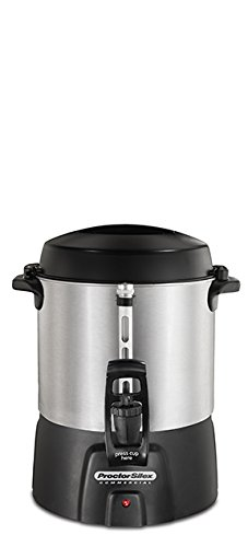 100 cup coffee maker urn - 5