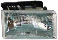 TYC 20-3511-00 Dodge Dakota Passenger Side Headlight Assembly