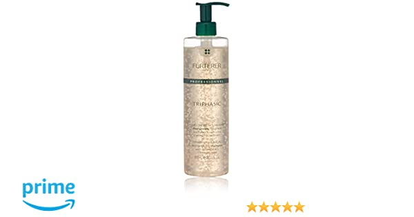 Amazon.com: Rene Furterer Triphasic Strengthening Shampoo With ...