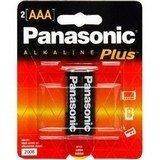 Panasonic Alkaline AAA Battery 2