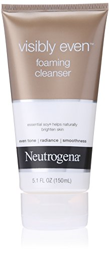 Neutrogena Visibly Even Foaming Cleanser, 5.1 Ounce