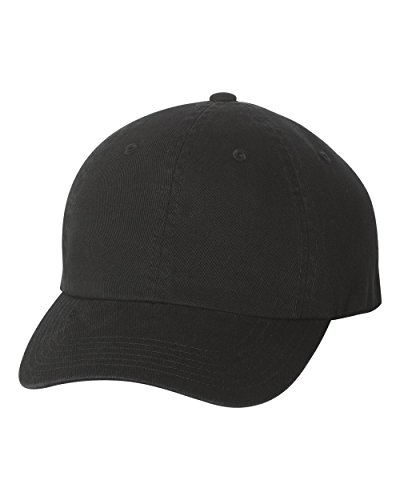 Puma Relaxed Fit Cap. PSC1000 - Black Puma Black Hat