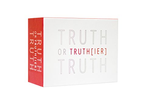 Truth or Truthier Truth- A New Get-to-Know-You Game for Friends- Released 2018 by Momo Games