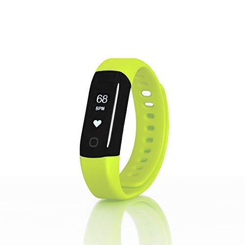 Wellsmart Cardio Sport+ armband, wellness-smartwatch, fitnesstracker, hartslaghorloge voor zwemmen, sauna, stoombad…