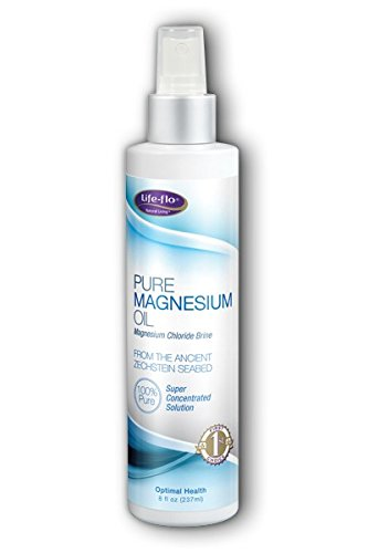 Life Flo Care Joint - Pure Magnesium Oil Life Flo Health Products 8 oz(236.6 ml) Oil