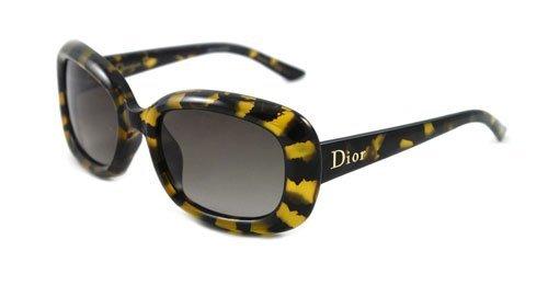 2bb0d87dd22 Christian Dior Women s Dior Ladycat2 Large Spot Avana Frame Brown ...