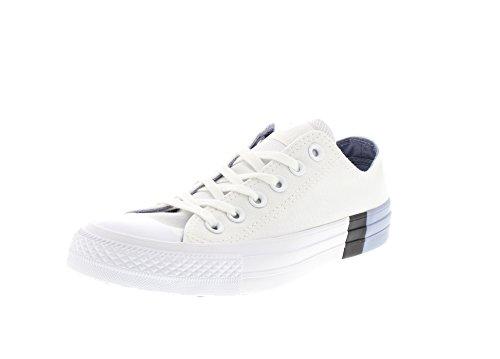 Converse Damen Sneakers CTAS Ox 159522C - White Glacier White Glacier Grey