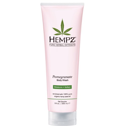 Hempz 8 5 Pomegranate Body Wash