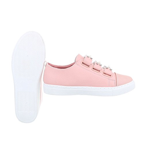 Sneakers Espadrilles Mode Ital Low Plat Baskets Femme Chaussures Design ww0fxqOY