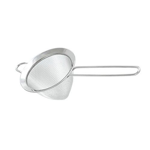 Cocktail Kingdom CoCo Strainer, Ultra Premium Mesh Cocktail Cone Strainer, Stainless Steel