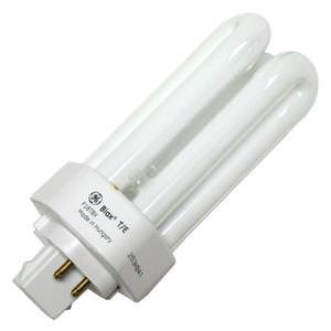GE 97625 - F18TBX/830/A/ECO - 18 Watt Triple Tube Compact Fluorescent Light Bulb, ()