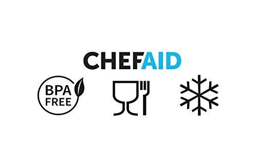 Chef Aid - Termometro da Forno, in Metallo 3