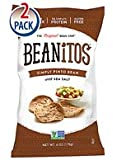 Beanitos Simply Pinto Bean with Sea Salt -- 6 oz Each / Pack of 2
