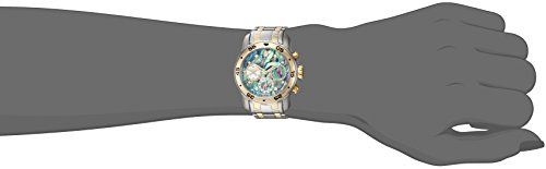 Invicta Women's 'Pro Diver' Quartz Stainless Steel Casual Watch, Color:Silver-Toned (Model: 24833)