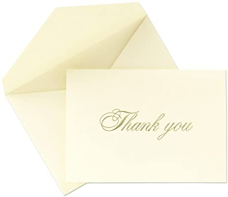 crane co black hand engraved thank you note ct1419 inc