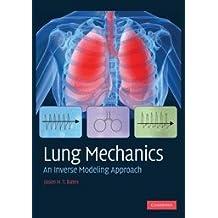 Lung Mechanics: An Inverse Modeling Approach