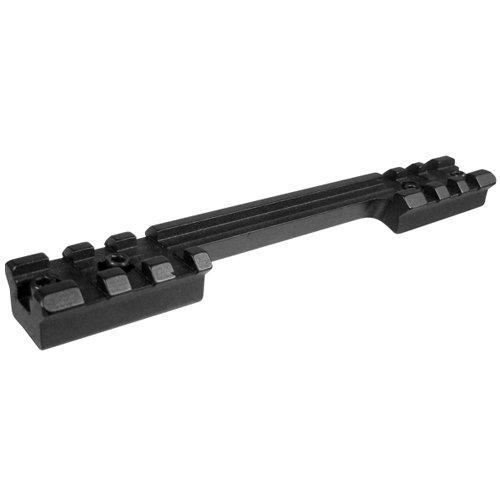 Short Action 1 Piece - UTG Scope Mount for Remington 700 Short Action Rifle, Steel