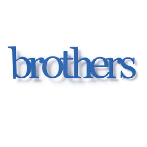 Embellish Your Story Brothers Magnet - Embellish Your Story Roeda 17440-EMB