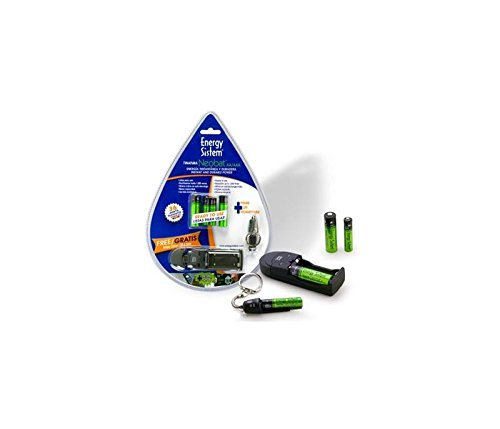 Energy Sistem NNatura Neobat AA: Amazon.es: Electrónica