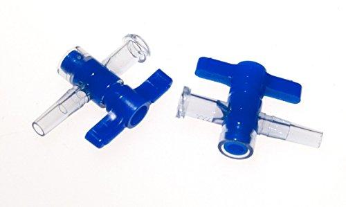 Top Hydraulic Tube Luer Stopcocks