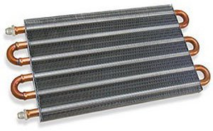 Flex-a-lite 4116-6 TransLife Transmission Oil Cooler Kit - 16,000 GVW by Flex-a-lite