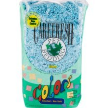 Absorbtion Corp Carefresh Premium Soft Pet Bedding, 50-Liter, Blue by Absorbtion Corp