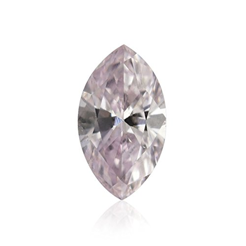 0.22 Carat Light Pink Loose Diamond Natural Color Marquise Shape GIA Cert (Loose Vs2 Diamonds Marquise)