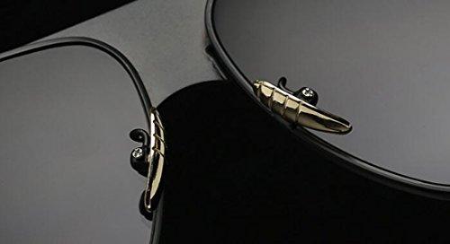 Soleil Soleil De Lunettes Vintage De Soleil Mode Mens à De D L'extérieur Polarisées De Trendy Lunettes Soleil Personnalisées Lunettes Lunettes UqwdX1U