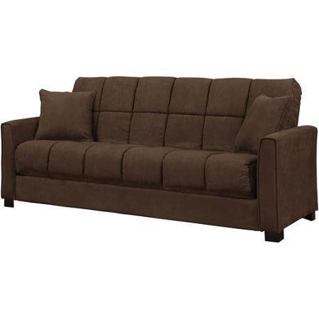 Remarkable Amazon Com Baja Convert A Couch Sofa Sleeper Bed Dark Unemploymentrelief Wooden Chair Designs For Living Room Unemploymentrelieforg