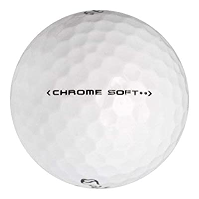 Callaway 36 Chrome Soft - Value (AAA) Grade - Recycled (Used) Golf Balls