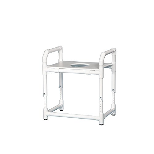 Oversize Toilet Safety Frame
