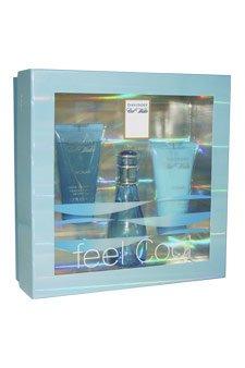 Cool Water by Zino Davidoff for Women - 3 pc Gift Set 1.7oz edt Spray, 1.7 oz shower breeze, 1.7oz body lotion. ()