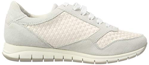 Roto Zapatillas A Blanco D Mujer Contact Geox vYgqRY