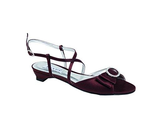 LEXUS - Sandalias de vestir para mujer Marrón - Marrón / marrón claro