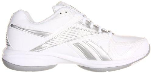 Fitness Bianco Scarpa Bianco Simplytone Argento Reebok gqwpUY